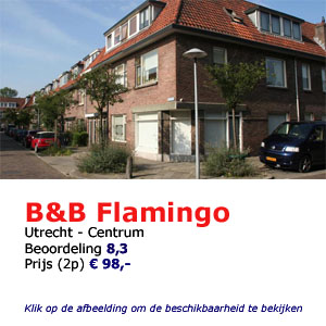 bed and breakfast utrecht flamingo