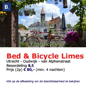 bed and breakfast utrecht limes oudwijk