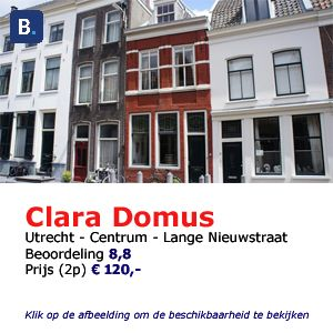 bed and breakfast utrecht clara domus